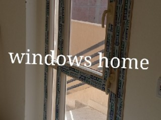 Windows home upvc